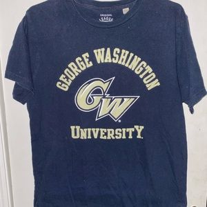 George Washington University (GWU) Tshirt